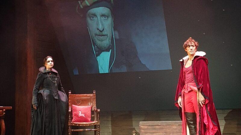 'Ternura negra': humor, amor, terror, historia y fantasmas