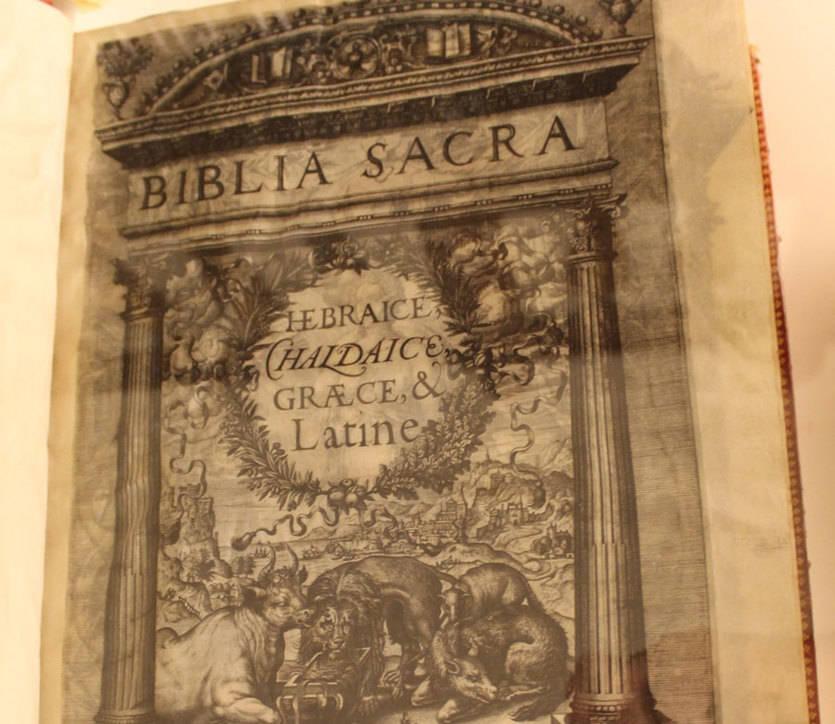 'Tesoros' en la Biblioteca de Castilla-La Mancha