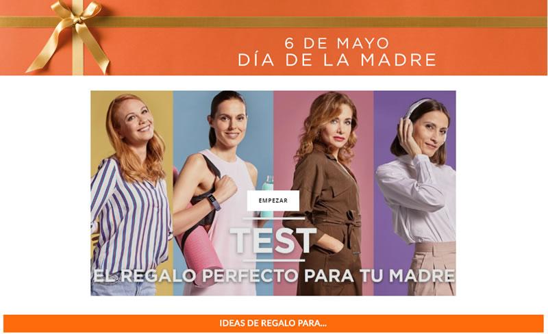 El Corte Inglés lanza su primera campaña interactiva para el 'Día de la Madre'