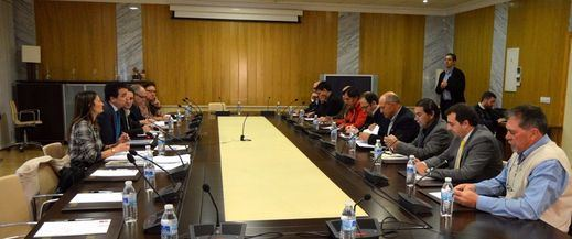 El Gobierno de Castilla-La Mancha traslada la sede social de la 'Fundación Tierra de Viñedos' de Toledo a Tomelloso