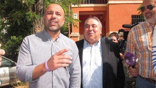 Podemos y PP en Castilla-La Mancha,