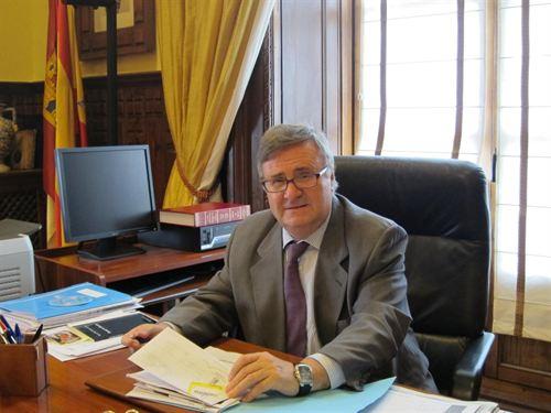 Arturo García-Tizón volverá a ser el candidato del PP a presidir la Diputación de Toledo