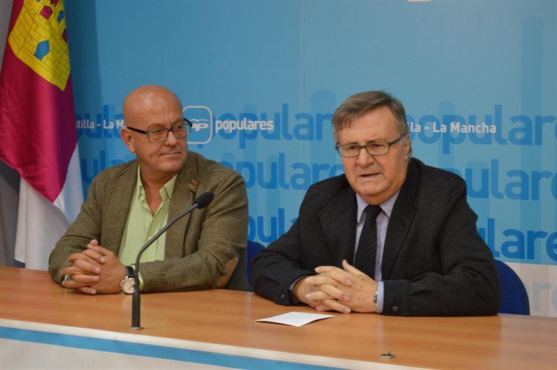 El PP recurrirá ante los tribunales la comisión de investigación por los pisos de la Diputación de Toledo