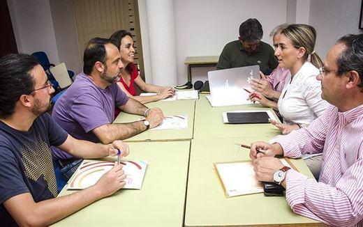 PSOE y Ganemos Toledo inician conversaciones