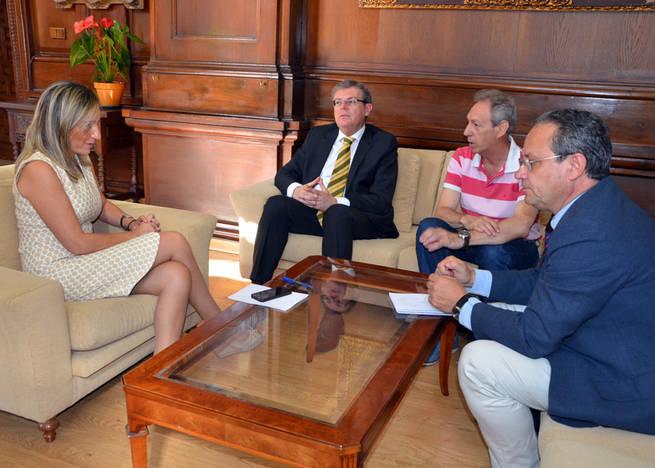 Ayuntamiento de Toledo y UCLM, alianza por Toledo