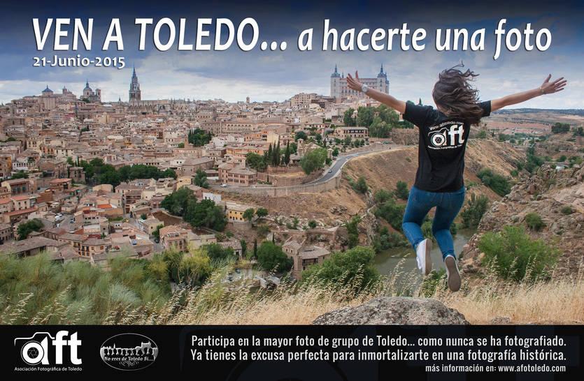 La Asociación Fotográfica de Toledo invita a conseguir la mayor panorámica realizada en la ciudad
