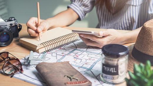 ¿Cómo planificar las vacaciones?: empieza por un presupuesto