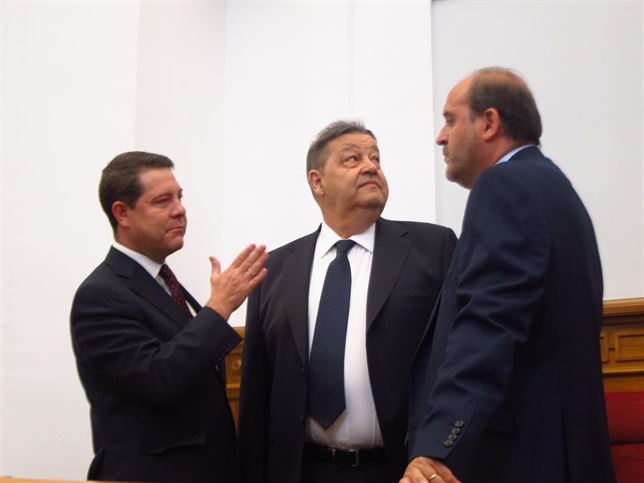 Jesús Fernández Vaquero anuncia que las Cortes Regionales se abrirán a la participación ciudadana