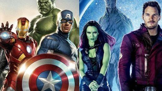 La tercera parte de 'Los Vengadores' contará con los Guardianes de la Galaxia