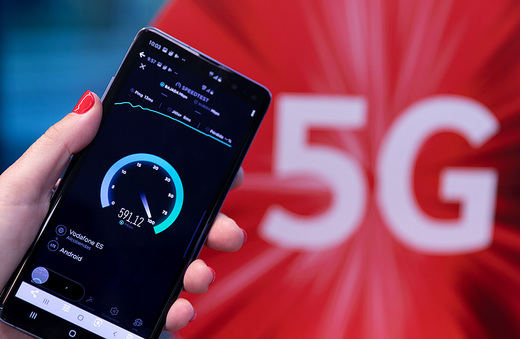 El Corte Inglés inicia la comercialización del primer servicio 5G de Vodafone