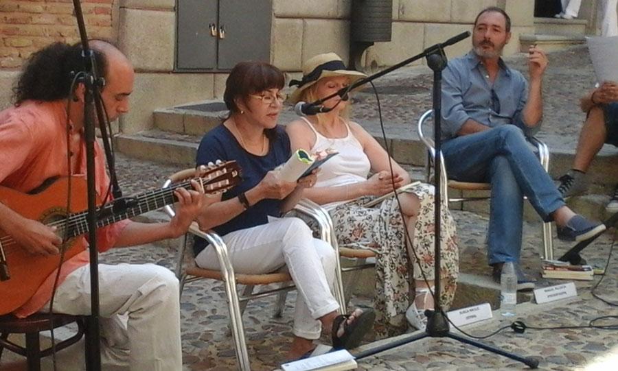 Voix Vives: intenso fin de semana de poesía en Toledo