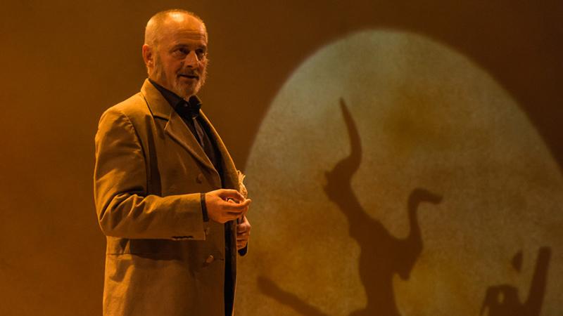 'Monsieur Goya. Una indagación' entre fantasmagorías y luciérnagas