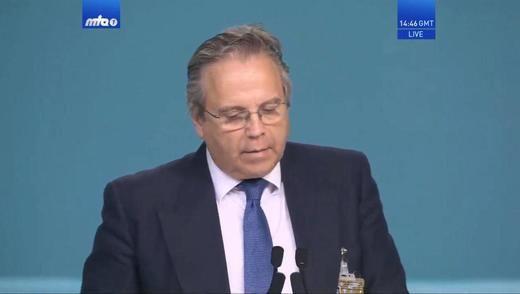 Antonio Miguel Carmona denuncia la persecución de la comunidad musulmana Ahmadía