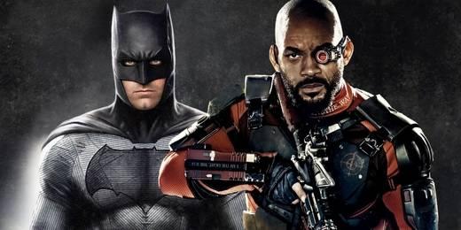 ¿Y si el próximo Batman fuera negro?: Will Smith quiere el papel