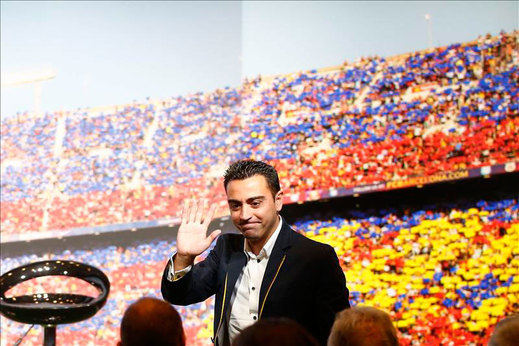 El exilio millonario de Xavi: ya es jugador del Al Sadd catarí