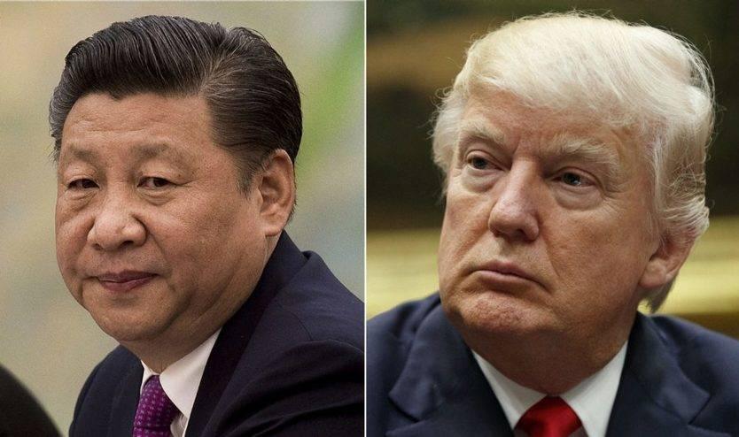 Reunión de Trump y Xi Jinping