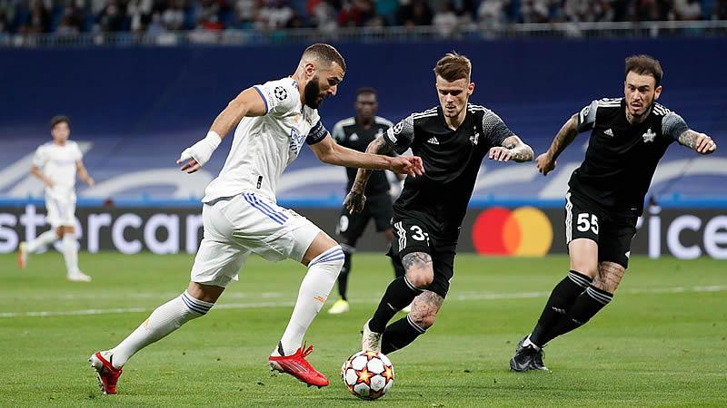 Un Sheriff moldavo, un portero griego y un entrenador italiano desubicado: el Madrid pierde en Champions (1-2)