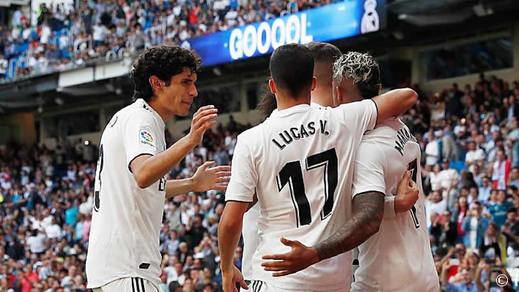 Los suplentes le rinden mejor a Zidane que los millonarios titulares (3-2)