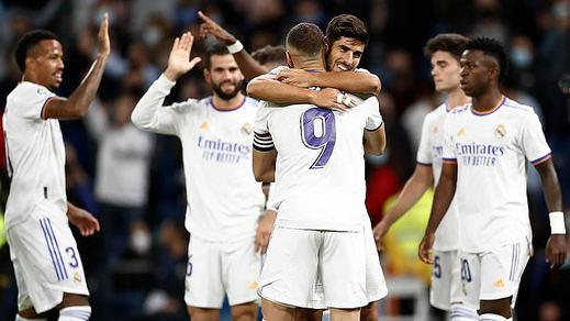 El Real Madrid sigue en fase demoledora y aplasta al Mallorca (6-1)