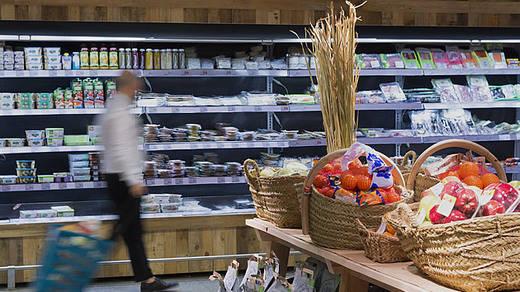 El Corte Inglés crea La Biosfera, la mayor oferta de productos ecológicos en un supermercado