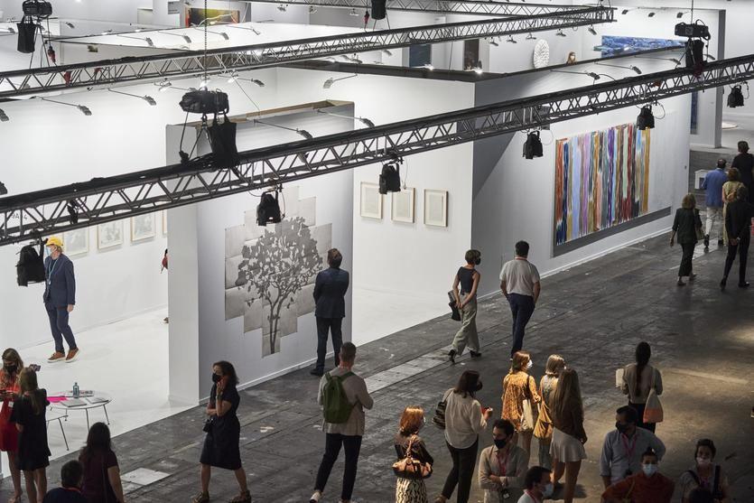 ARCOmadrid 2021, objetivo cumplido