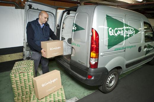 El Corte Inglés amplía por todo el país el servicio online de entrega inmediata