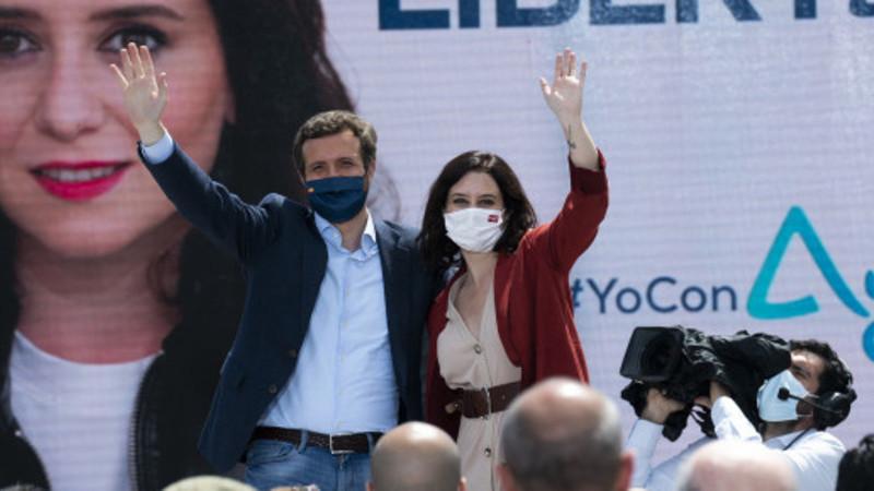 El PP, a los trabajadores en el 1 de mayo: 'Sánchez es el mayor peligro para el empleo en España'
