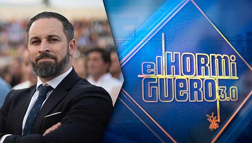 Sigue la polémica por la invitación de 'El Hormiguero' a Santiago Abascal
