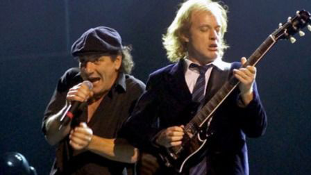 AC/DC aterriza en Barcelona con su 'Rock or Bust World Tour'