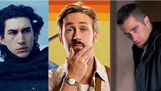 Los 5 mejores actores del momento