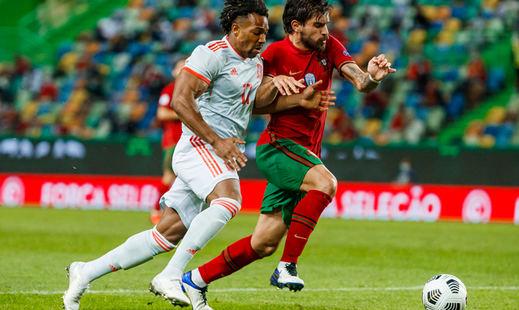 Adama Traoré, el debutante estrella con la Selección que abrumó en sus primeros minutos