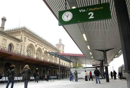 Adif rehabilitará la cubierta de la estación de Toledo