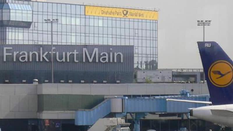 Un centenar de vuelos cancelados en el aeropuerto de Frankfurt por alerta terrorista, finalmente descartada