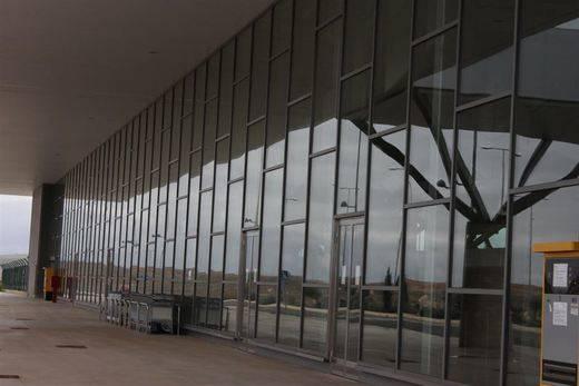 El juzgado adelanta al 17 de julio la subasta del aeropuerto de Ciudad Real