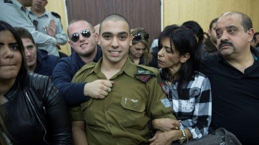 Sólo 18 meses de prisión para el soldado israelí que asesinó a tiros a un palestino