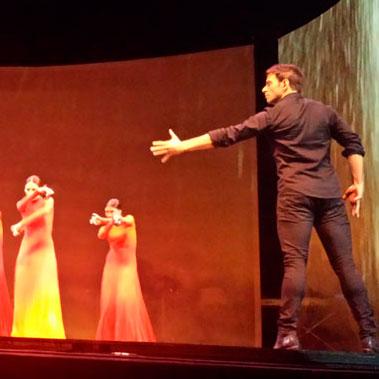 Afrogitano, mucho más que flamenco en un espectáculo grande y exportable