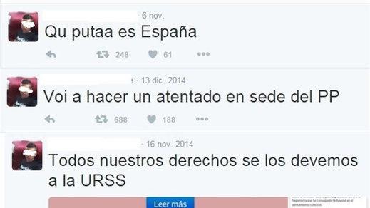 El agresor de Rajoy: un menor conflictivo que ya había lanzado amenazas al PP y a periodistas