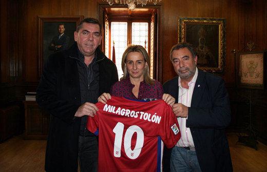 La Agrupación de Peñas Atlética celebrará su reunión anual en Toledo el próximo año