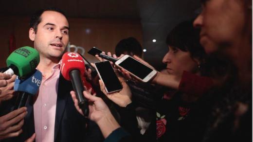 Ciudadanos apoyará al presidente interino del PP