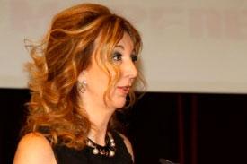 Olvido Aguilera, presidenta interina de la Federación tras el cese por sanción de José Luis Escañuela