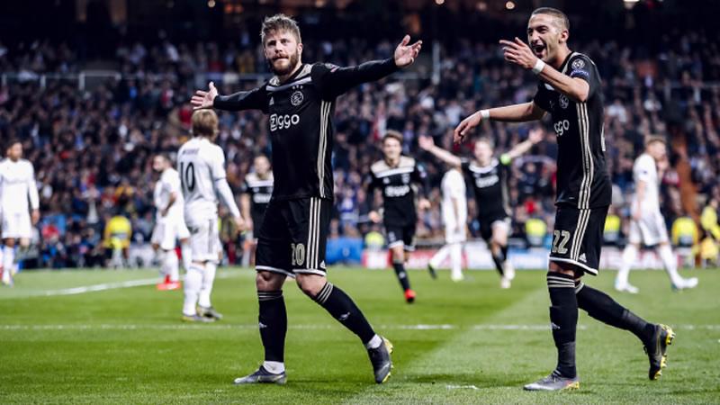 El Madrid pone punto y final con tragedia a 'una temporada de mierda' (1-4)