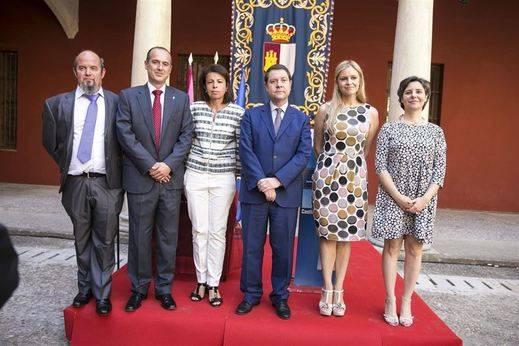 La directora del Instituto de la Mujer y el delegado de la Junta en Guadalajara toman posesión del cargo