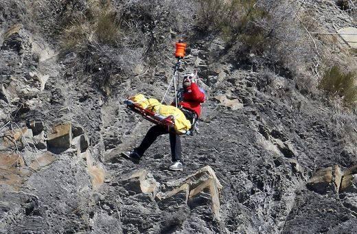 Los forenses del accidente aéreo de Germanwings participan en Toledo en una reunión científica