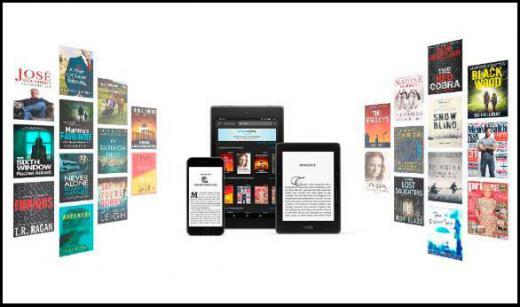 Amazon mejora el servicio Prime con una biblioteca gratis