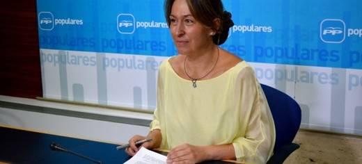 """Ana Guarinos califica de """"suspenso rotundo"""" la gestión de Page con los empleados públicos"""