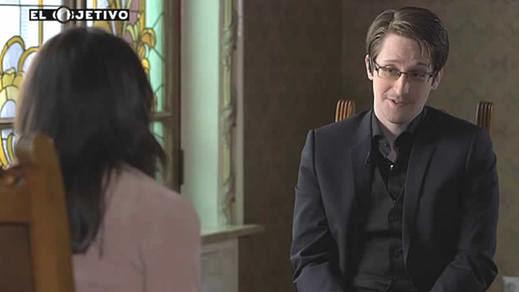 Snowden asegura que el Gobierno español