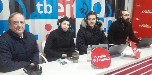 Radio Euzkadi fue La Txalupa y funcionó 13 años seguidos