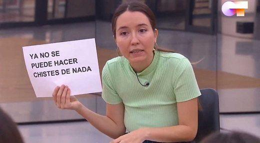 Piden el cierre de TVE por un discurso feminista contra Ciudadanos en 'Operación Triunfo'