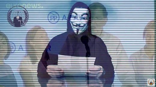 Anonymous se suma a la teoría del fraude electoral contra Podemos y amenaza al PP con investigarlo