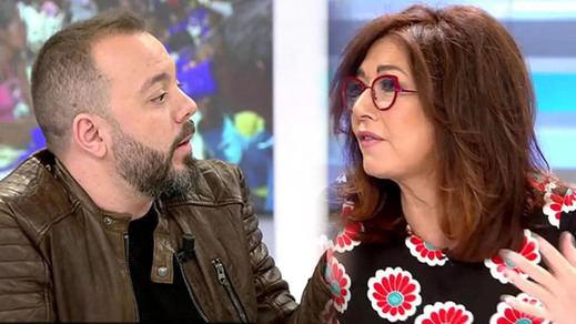 Antonio Maestre dice tener pruebas de que ha dejado de salir en el programa de Ana Rosa Quintana por censura ideológica